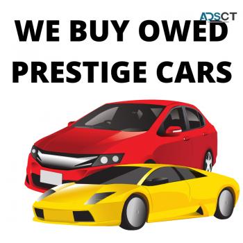 WE BUY OWED PRESTIGE LUXURY CARS -  NSW