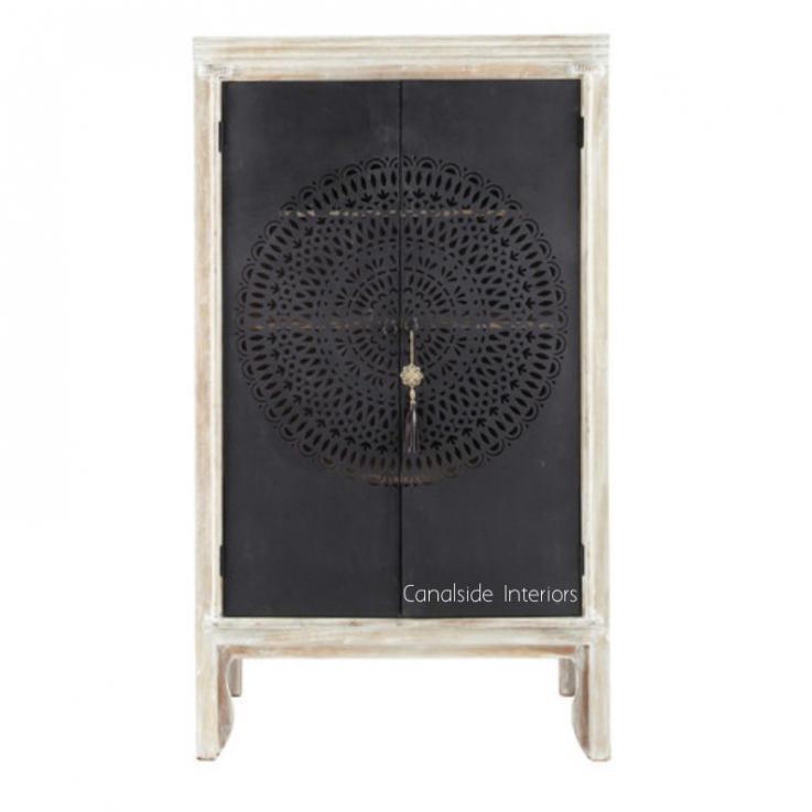 Pinnacle Cupboard with metal doors - IN