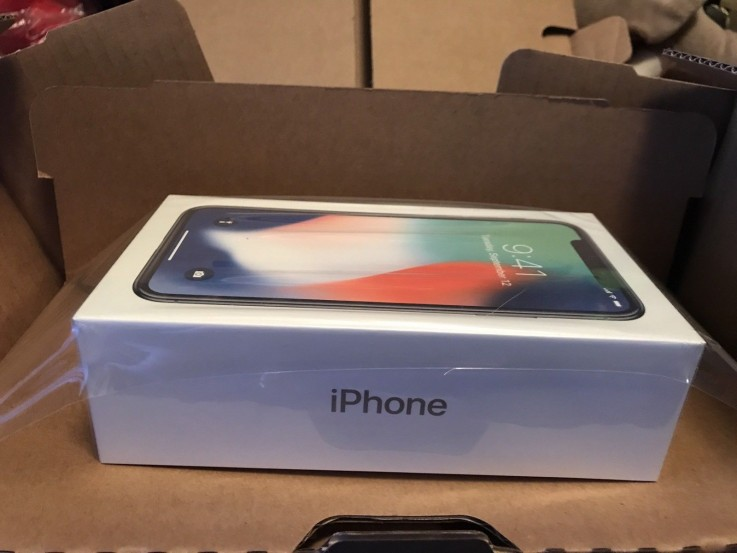 Apple iPhone X - 256GB - Space Gray