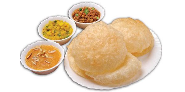 Get Mouth Watering Halwa Puri at Donisl