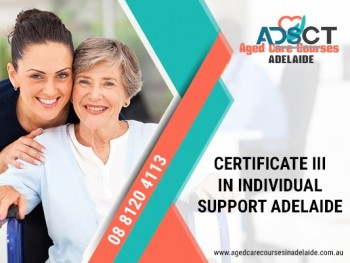 Certificate 3 In Aged Care Adelaide.
