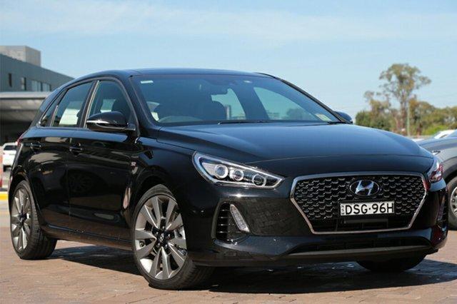 2017 Hyundai i30 SR D-CT Premium Hatchba