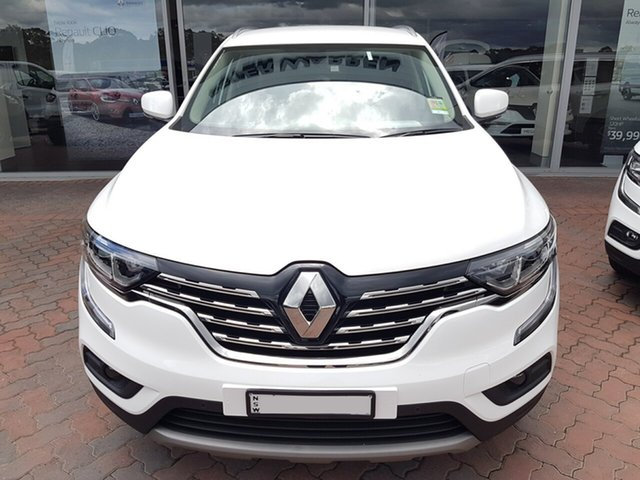 2017 Renault Koleos Zen X-tronic SUV