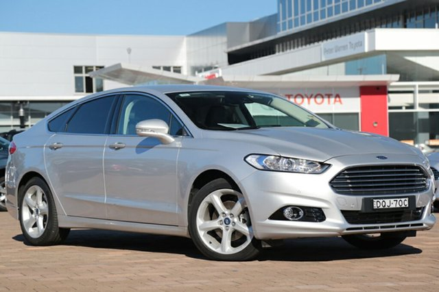 2017 Ford Mondeo Trend SelectShift Hatch