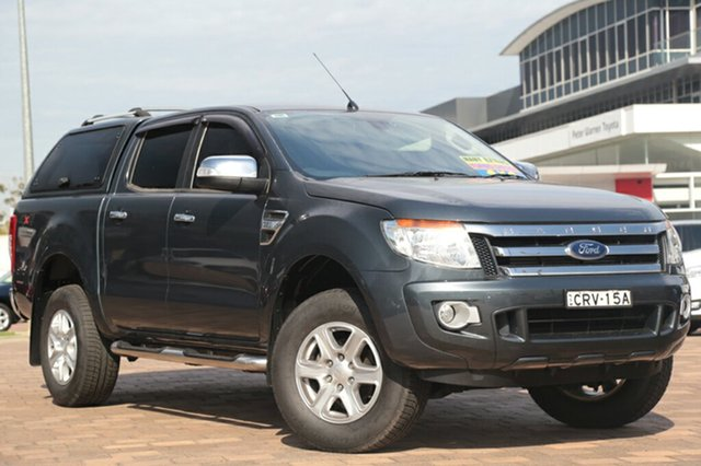 2013 Ford Ranger XLT Double Cab Utility