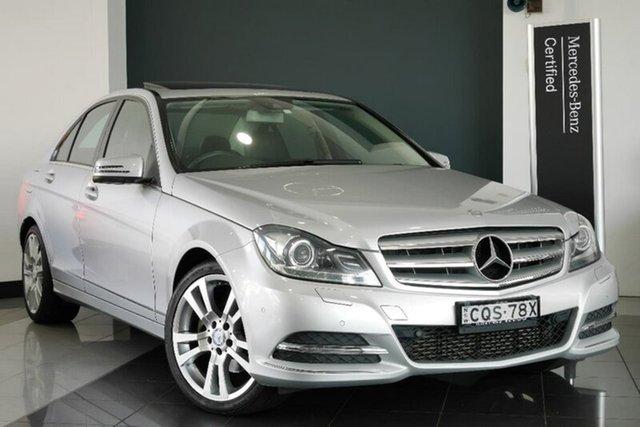 2013 Mercedes-Benz C250 CDI Avantgarde 7