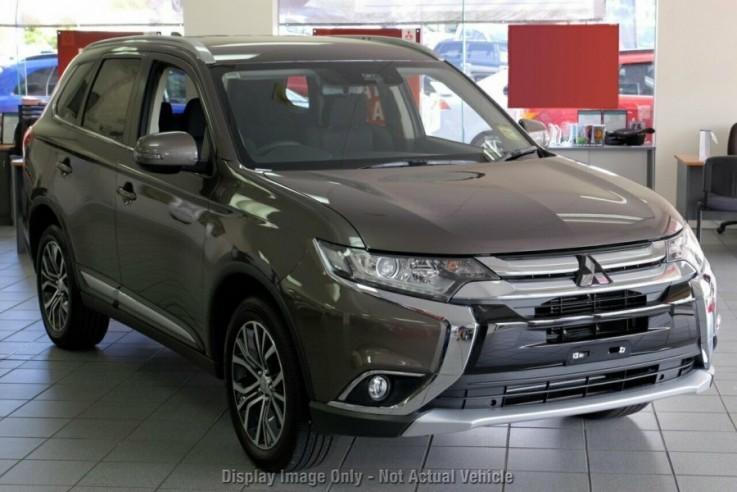 2017 Mitsubishi Outlander LS