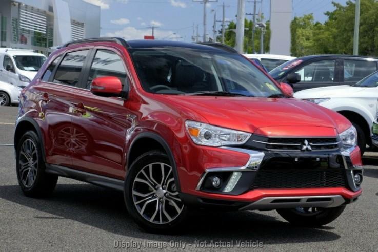 2018 Mitsubishi ASX XLS 2WD