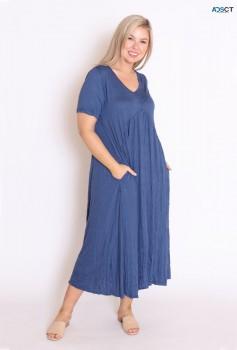 Buy Cotton Maxi Dress  - Cotton Dayz