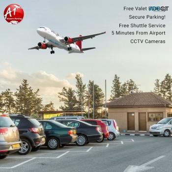 Car Parking near melbourne airport - A1 Airport Parking