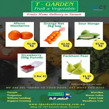 Fruits Delivery in Tarneit