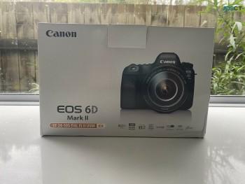 Canon EOS 6D Mark II DSLR Camera