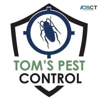 Tom's pest control salisbury
