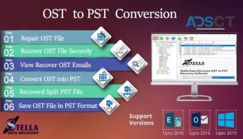 Free ost to pst convert software