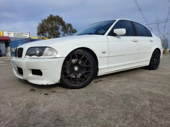 2001 BMW e46 325i