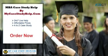 Get MBA Case Study Help From MyCaseStudyHelp.com