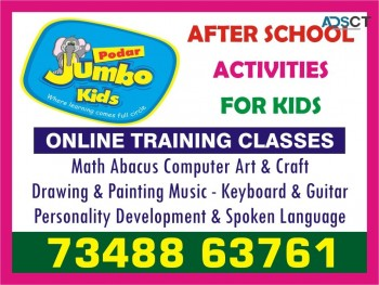 Podar Jumbo Kids Plus | 7348863761 | after School programs | 1938