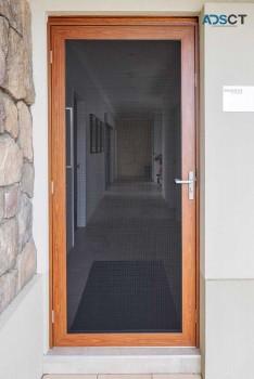 Aluminium Pet doors