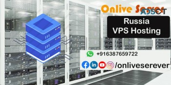 Russia VPS Hosting With High-Performance