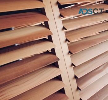 Buy custom made plantation shutters