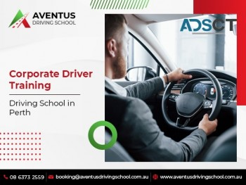 Register your driver employees for corporate driver training.