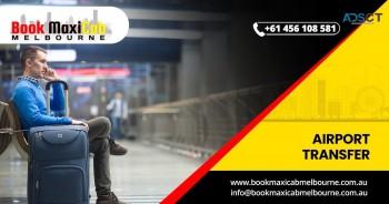 Book Maxi Cab   Melbourne Maxi Cab