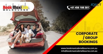 Daily Pickup & Drop Services Melbourne - Book Maxi Cab Melbourne