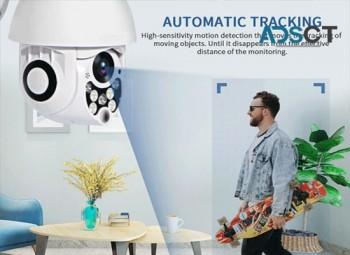 Security Surveillance Installation Cairn