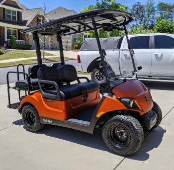 100 % New Golf Car