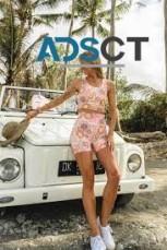 Top quality cotton summer dresses Austra