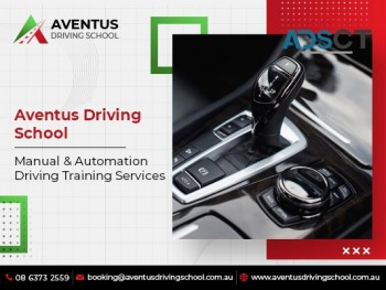 Learn driving at your comfort, begin your driving journey with automatic driving lessons Perth.