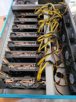 Bitcoin Mining Rigs