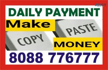 Online Copy Paste Job   BPO job   Survey