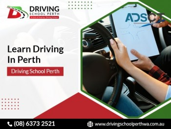 Learn driving lesson Perth and claim your driving license on the first attempt.
