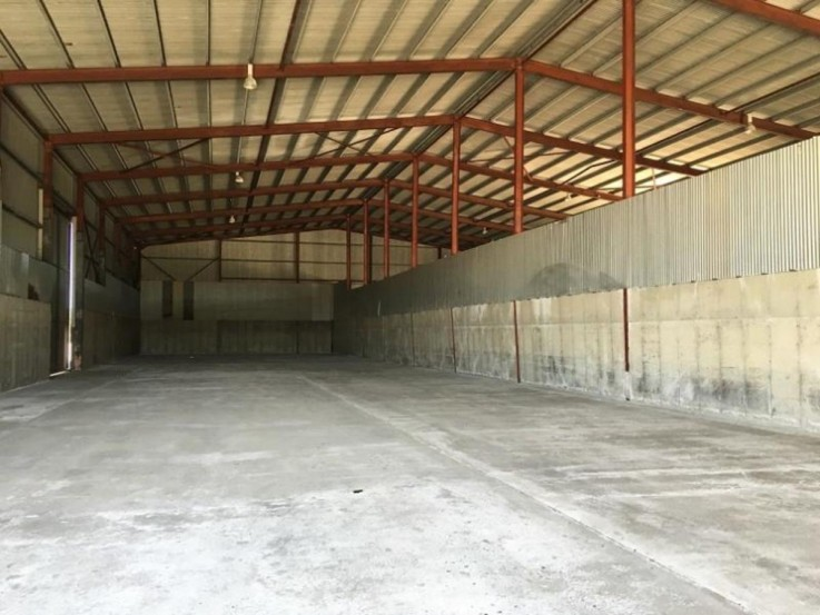 Bulk Goods Warehouse and/or Storage
