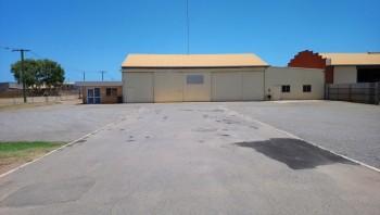 Industrial Workshop and Yard