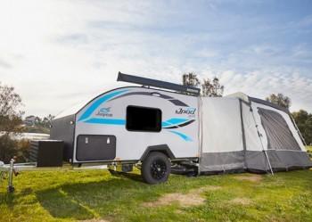 J-pod - caravans