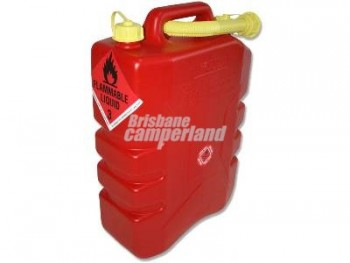 20 LITRE FUEL CAN - RED