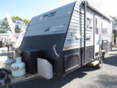 NEW AGE MANTA RAY MR16E DELUXE CARAVAN