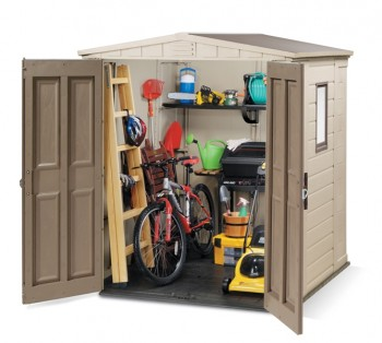 FACTOR 6x6 SHED