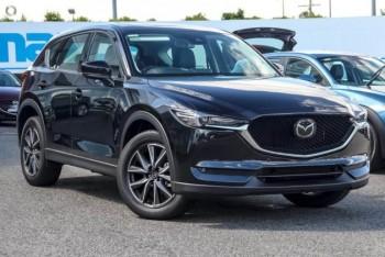 2017 Mazda CX-5 Akera AWD Auto Jet Black