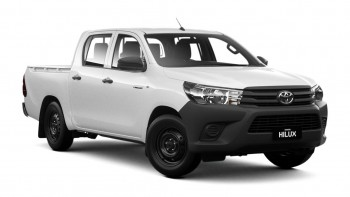 Toyota HiLux 4x2 Workmate Double-Cab Pic
