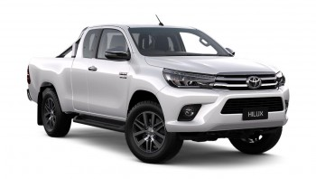 2017 Toyota HiLux 4x4 SR5 Extra-Cab Pic