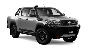 2018 Toyota HiLux Rugged X 4x4 Double-Ca
