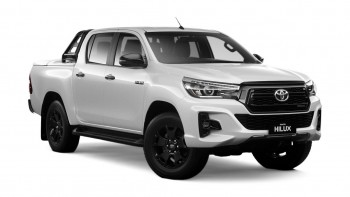 Toyota HiLux Rogue 4x4 Double-Cab Pick-u