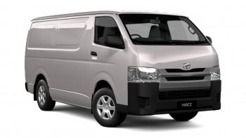 Toyota HiAce Long Wheelbase Van