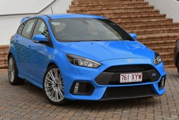2017 Ford Focus RS AWD Hatchback