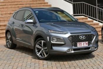2017 Hyundai Kona Highlander 2WD Wagon