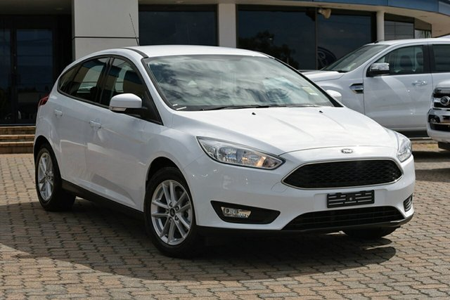 2018 Ford Focus Trend Hatchback