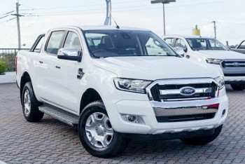 2018 Ford Ranger XLT Double Cab Utility